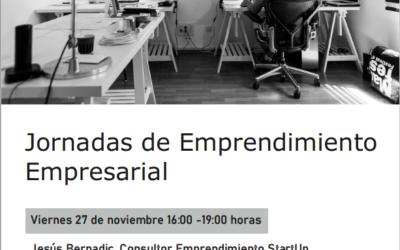 Referentes en el sector: daremos formación en Emprendimiento con la UCAV